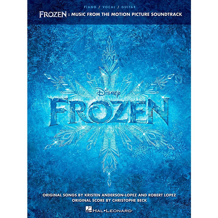 Hal LeonardFrozen - Music From The Motion Picture Soundtrack for Piano/Vocal/Guitar