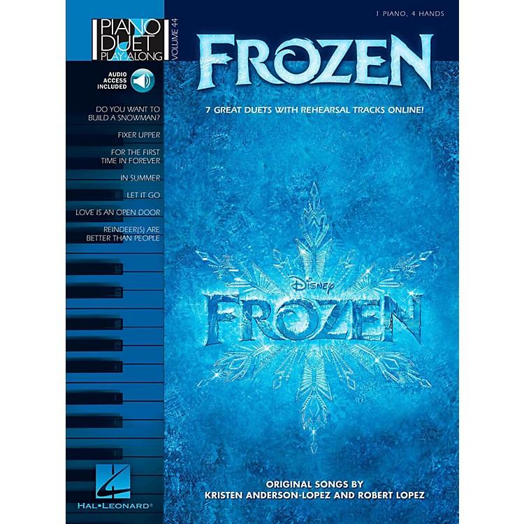 Hal LeonardFrozen - Piano Duet Play-Along Volume 44 Book w/ Online Audio