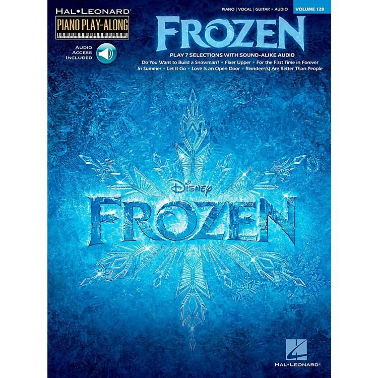 Hal LeonardFrozen - Piano Play-Along Volume 128 Book/Online Audio