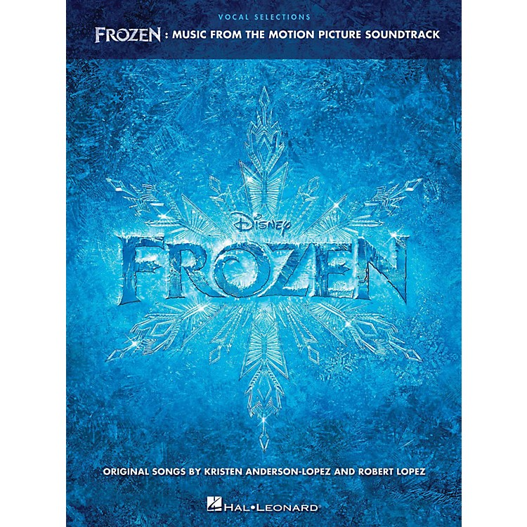 Hal LeonardFrozen - Vocal Selections (Voice With Piano Accompaniment)