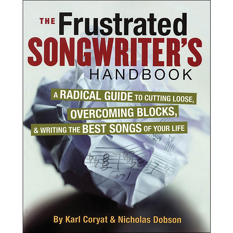 Backbeat Books Frustrated Songwriter's Handbook