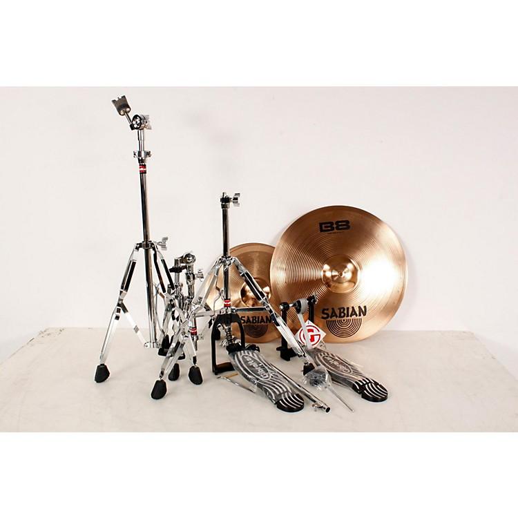 SabianFull Metal Cymbal and Hardware PackRegular888365897202