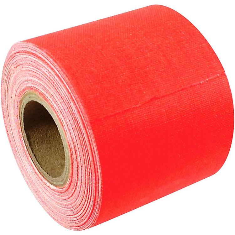 American Recorder Technologies Full Roll Gaffers Tape 2 In x 50 Yards Flourescent Colors Neon Orange