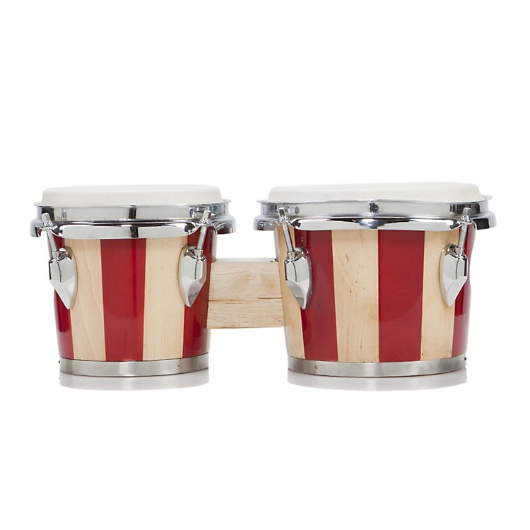 Musician's Gear Full-Size Tunable Bongos