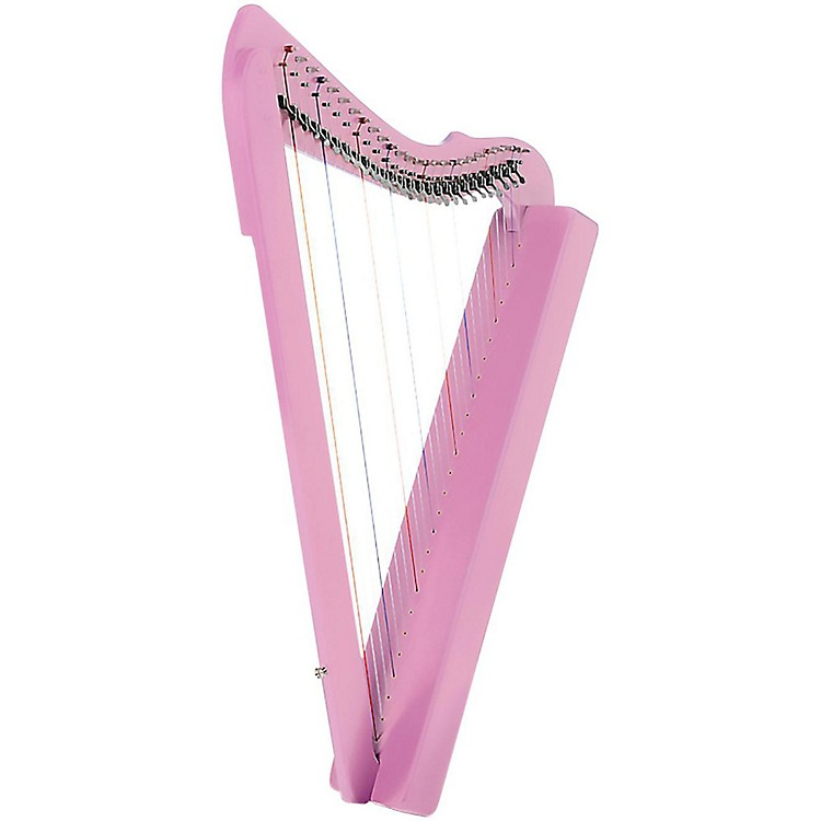 Rees HarpsFullsicle HarpPink