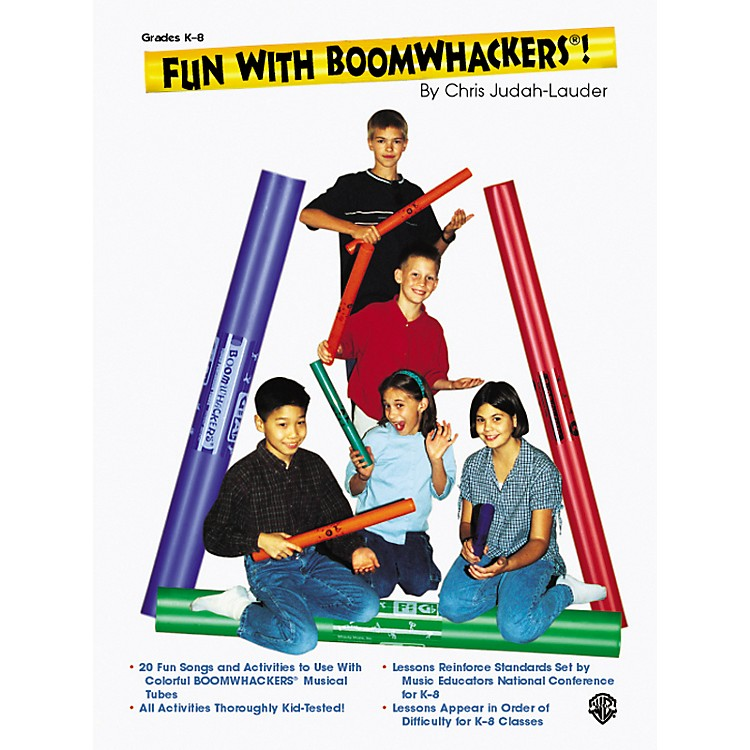 AlfredFun with Boomwhackers!