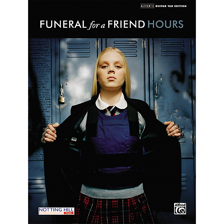 Alfred Funeral for A Friend Hours Guitar Tab Songbook