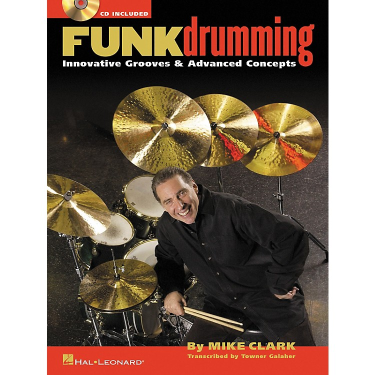 Hal Leonard Funk Drumming - Innovative Grooves