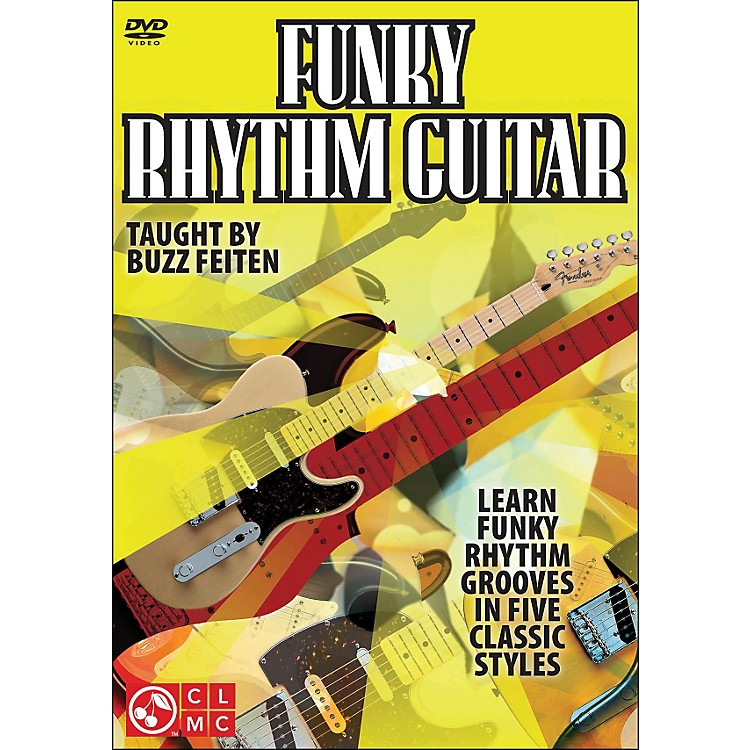 Cherry LaneFunky Rhythm Guitar (DVD)