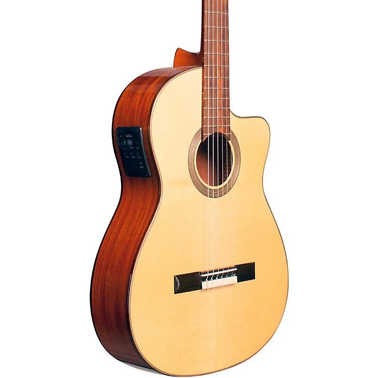 CordobaFusion 12 Natural Spruce Classical Electric GuitarNaturalSpruce Top