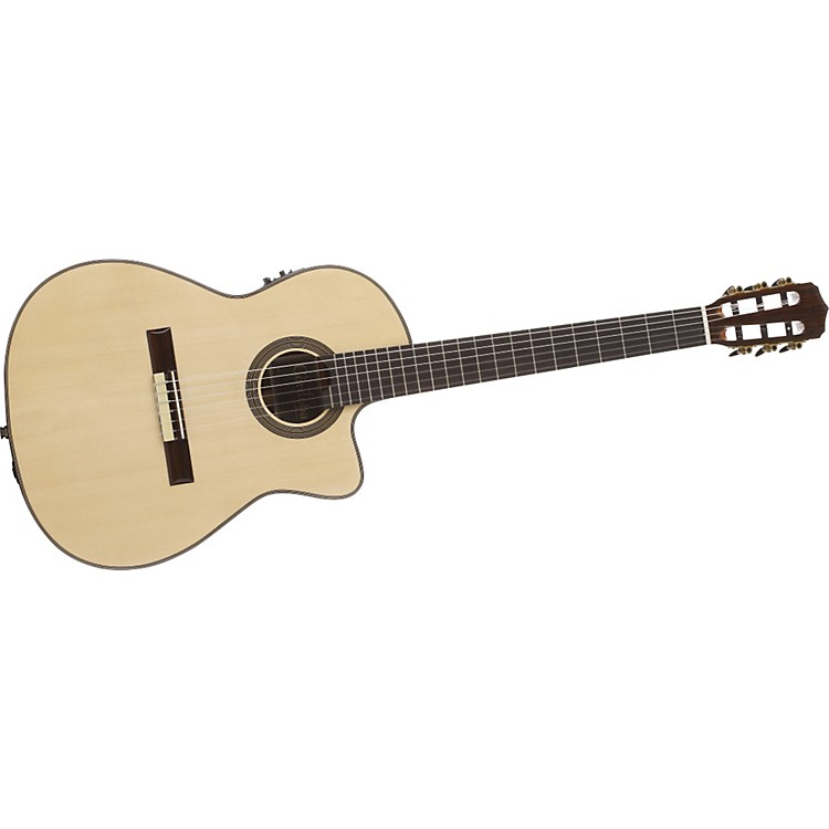Cordoba Fusion 14 RS Cutaway Acoustic Electric Guitar Natural