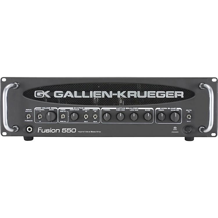 Gallien-KruegerFusion 550 Hybrid Valve Bass Amplifier