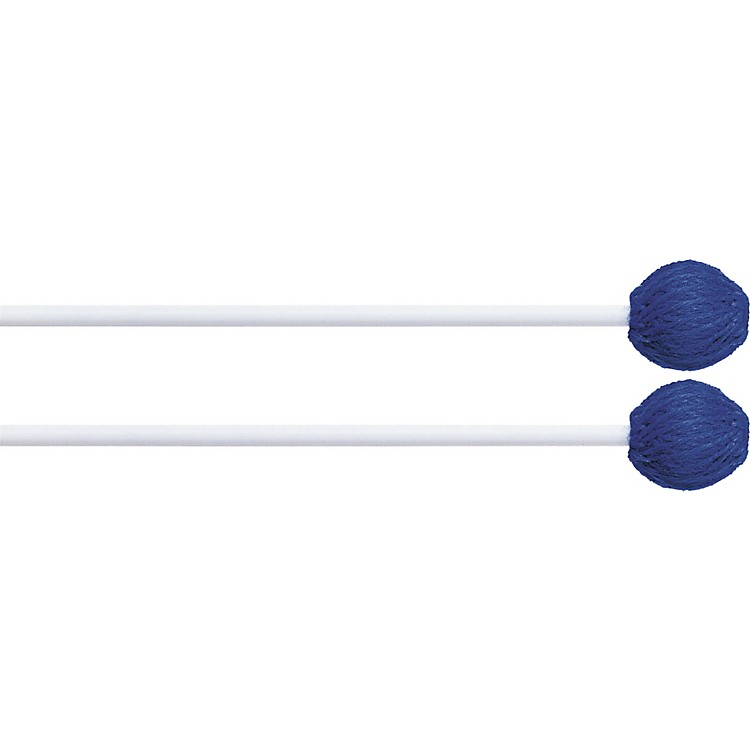 PROMARK Future Pro Discovery Series Mallets Medium Blue Yarn Fpy20