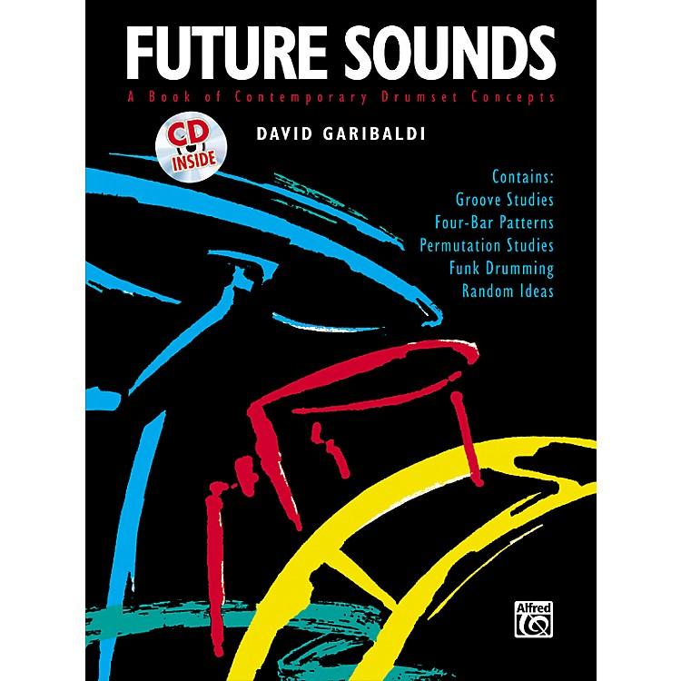 AlfredFuture Sounds Drum Set Book & CD