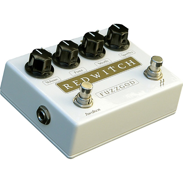 Red WitchFuzz God II Effect Pedal
