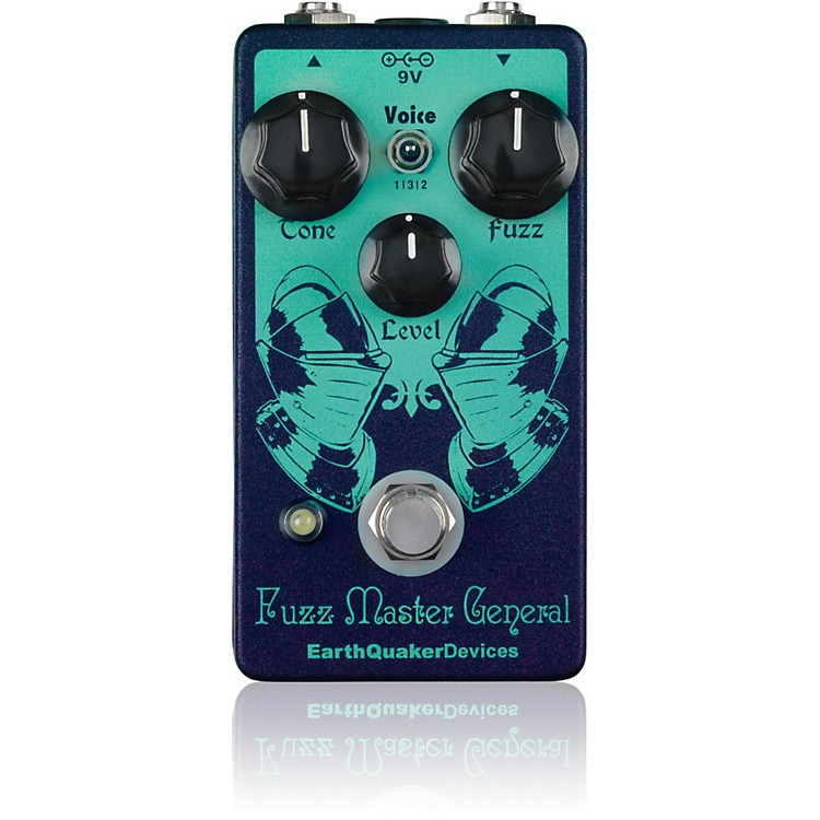 EarthQuaker DevicesFuzz Master General Guitar Effects Pedal