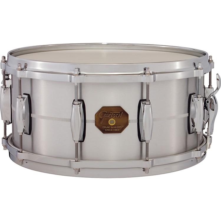 Gretsch DrumsG-4000 Aluminum Snare Drum14 x 6.5 in.