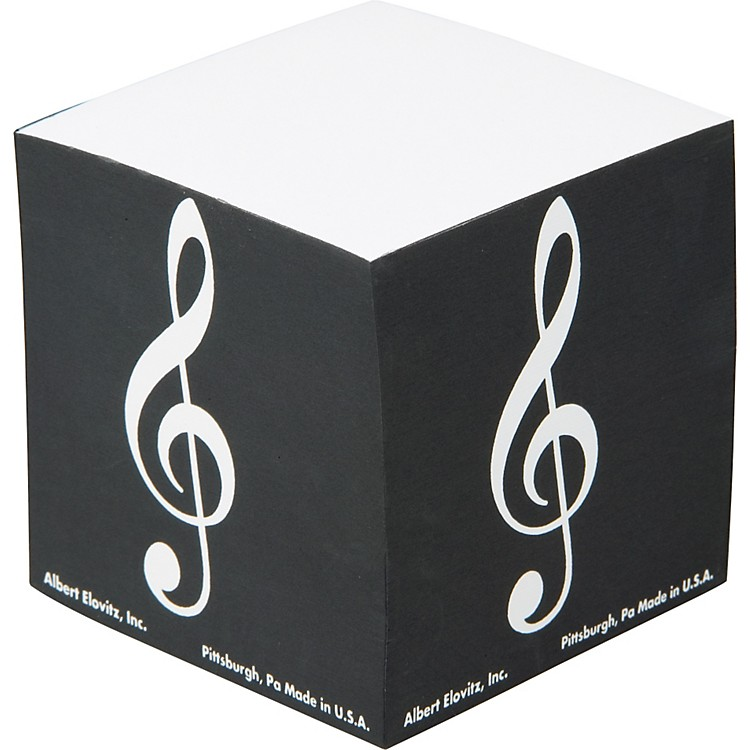 Gear One G-Clef Memo Cube