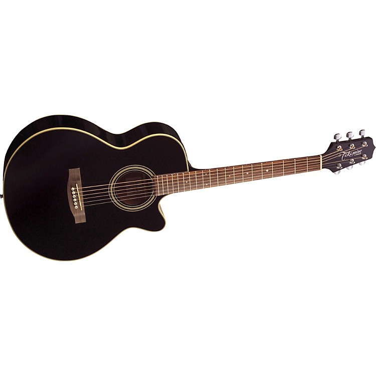 Takamine G FXC EG260C Acoustic-Electric Guitar Gloss Black