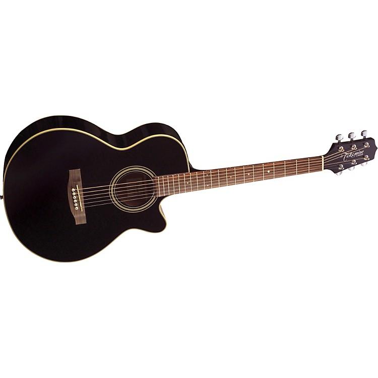 TakamineG FXC EG260C Acoustic-Electric GuitarGloss Black