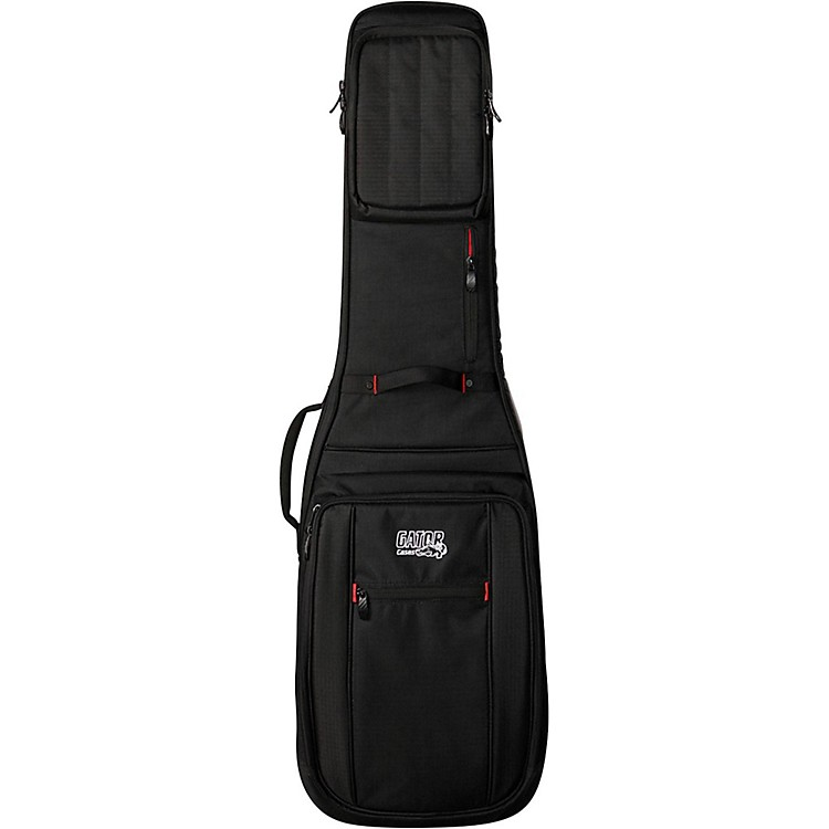 GatorG-PG ELEC 2X ProGo Series Ultimate Gig Bag for 2 Electric Guitars