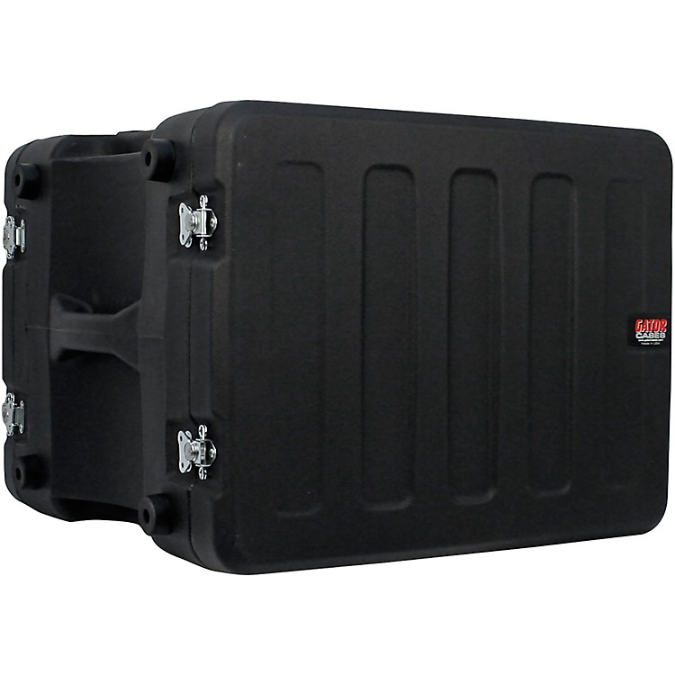 Gator G-Pro Roto Mold Rack Case Black 8 Space
