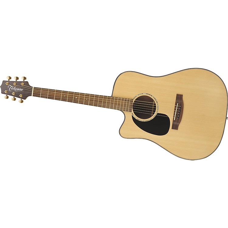 Takamine G Series 340CLH Left-Handed Acoustic-Electric Guitar