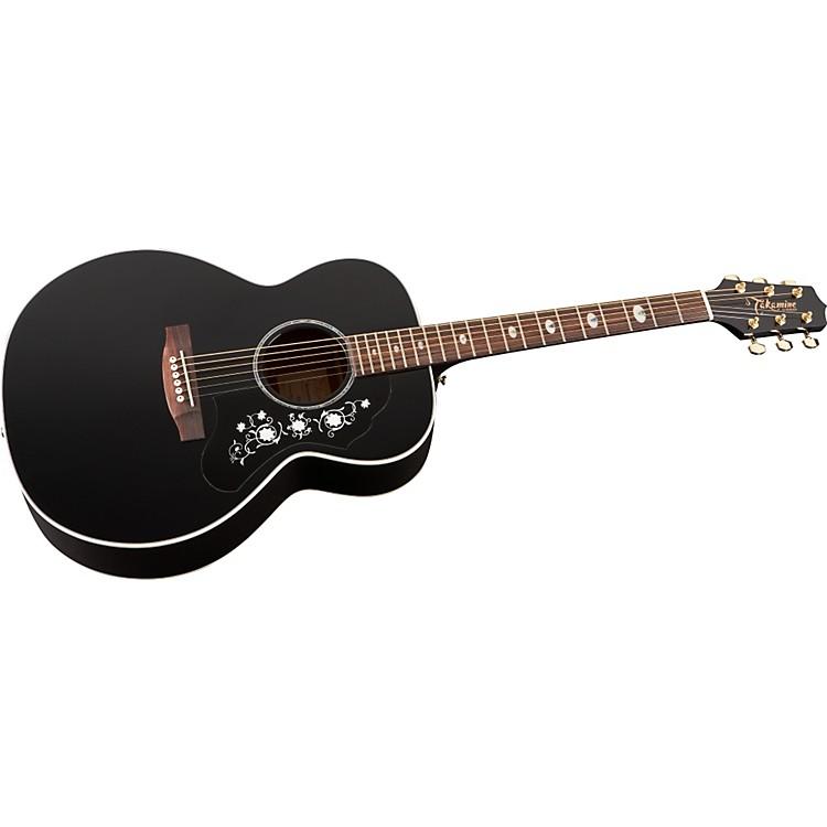 TakamineG Series EG451 Deluxe NEX Mahogany Acoustic-Electric Guitar