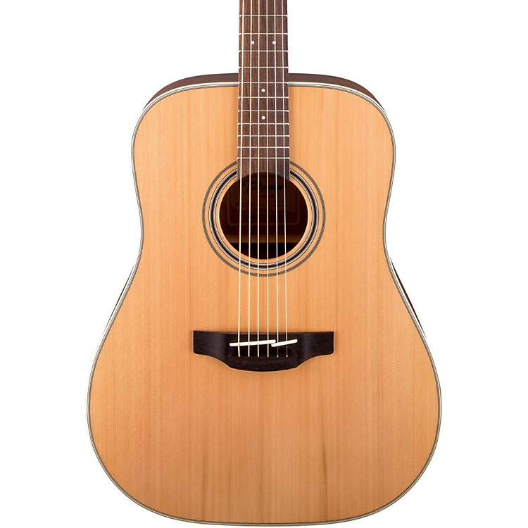Takamine G Series GD20 Dreadnought Solid Top Acoustic Guitar Satin Natural