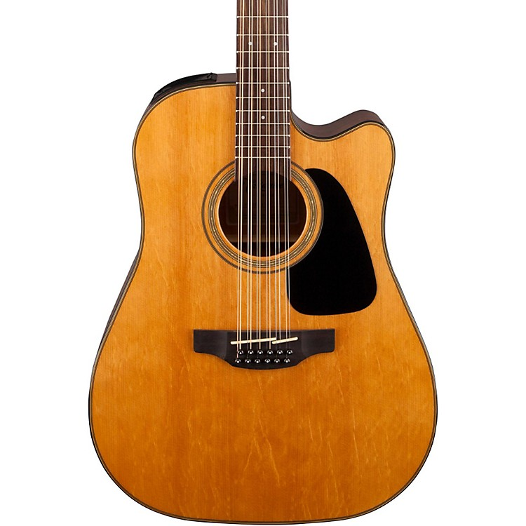 TakamineG Series GD30CE-12 Dreadnought 12-String Acoustic-Electric GuitarNatural