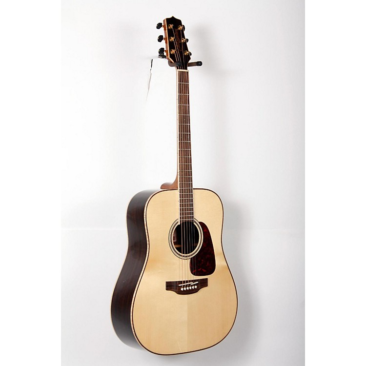 Takamine G Series GD93 Dreadnought Acoustic Guitar Natural 888365801018