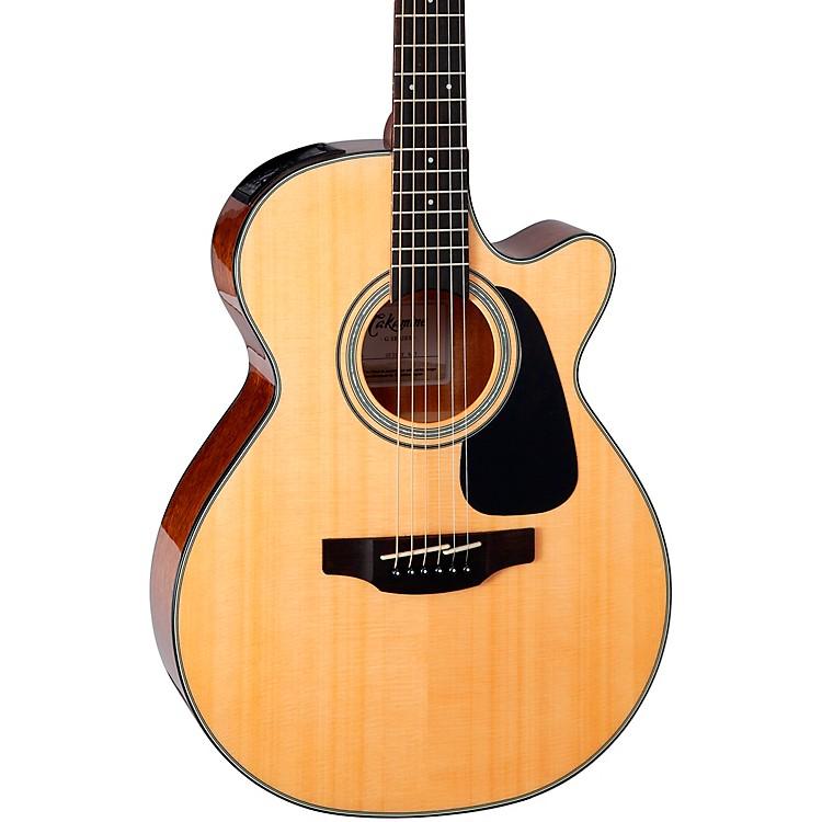TakamineG Series GF30CE Cutaway Acoustic GuitarSatin Natural