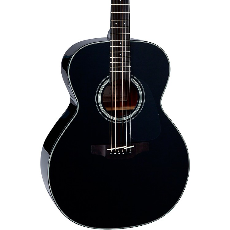 Takamine G Series GN30 NEX Cutaway Acoustic Guitar Gloss Black