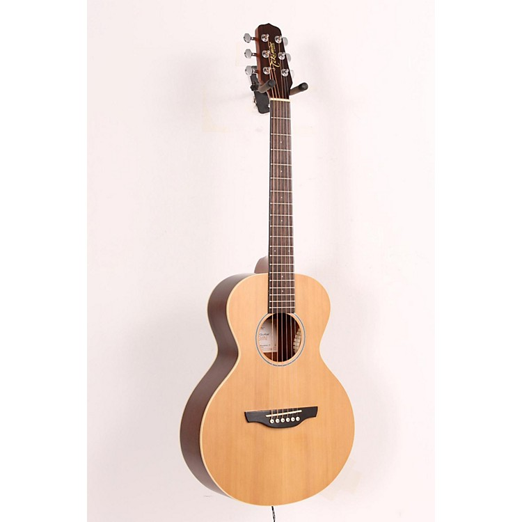 Takamine G Series Mini Acoustic Satin Guitar Natural 886830985737