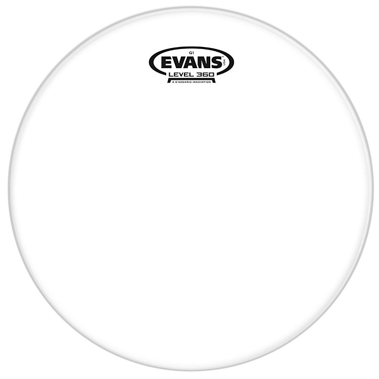 Evans G1 Clear Batter Drumhead  18 in.