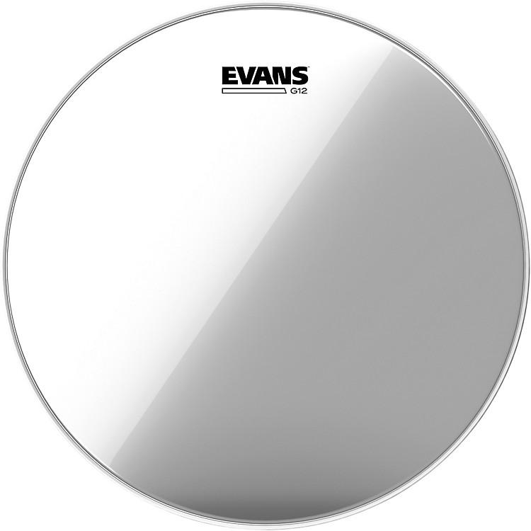 EvansG12 Clear Batter Drumhead12 in.