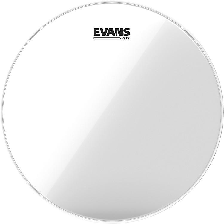 EvansG12 Clear Batter Drumhead
