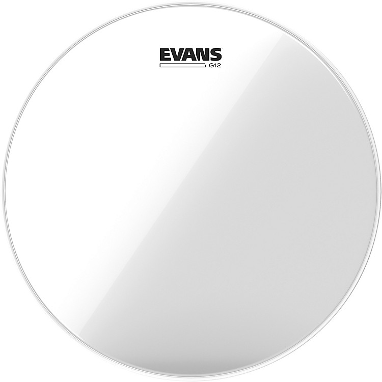 Evans G12 Clear Batter Drumhead 18 in.