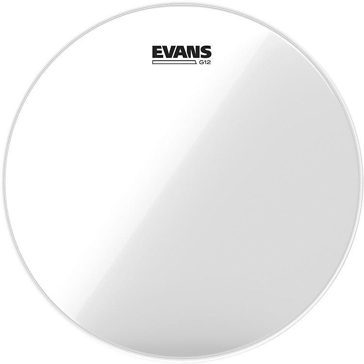 EvansG12 Clear Batter Drumhead8 in.