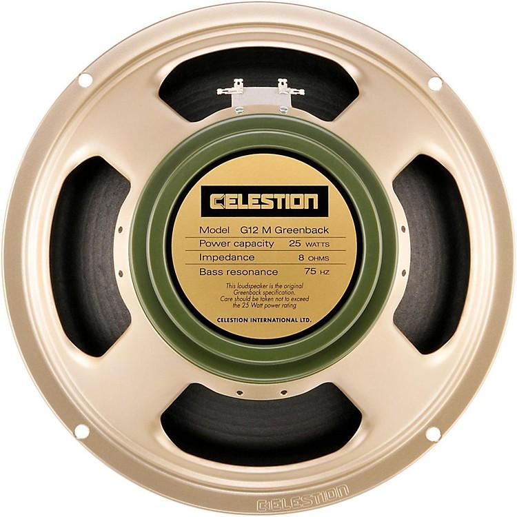 CelestionG12M Greenback 25W, 12
