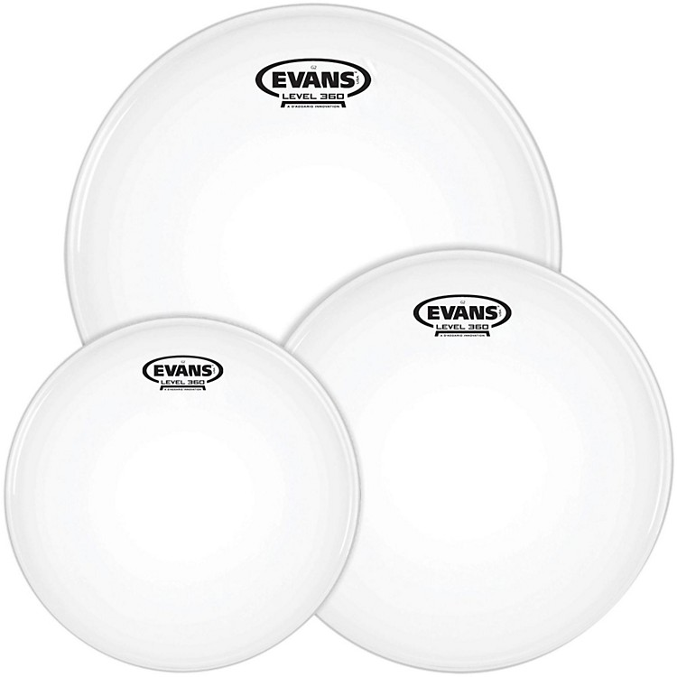 EvansG2 Coated Drumhead Pack
