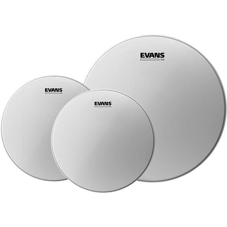 EvansG2 Coated Drumhead PackStandard - 12/13/16