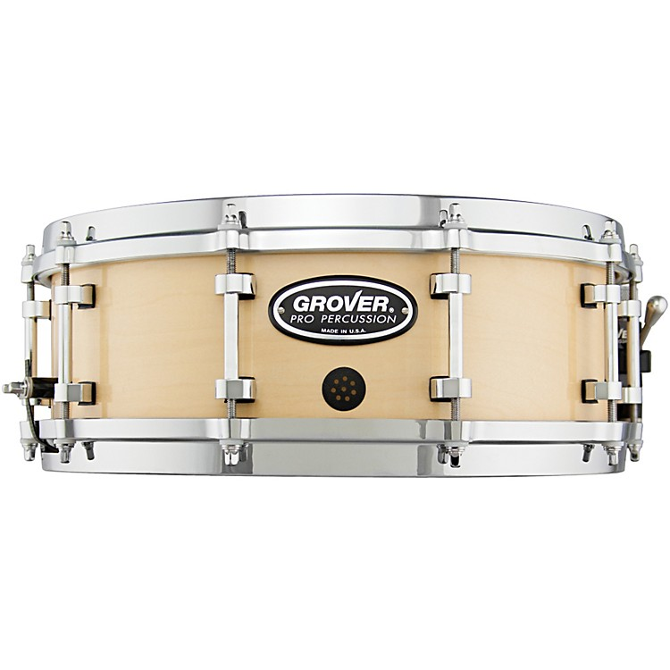 Grover Pro G2 Concert Snare Drum Natural Lacquer 14 x 5 in.