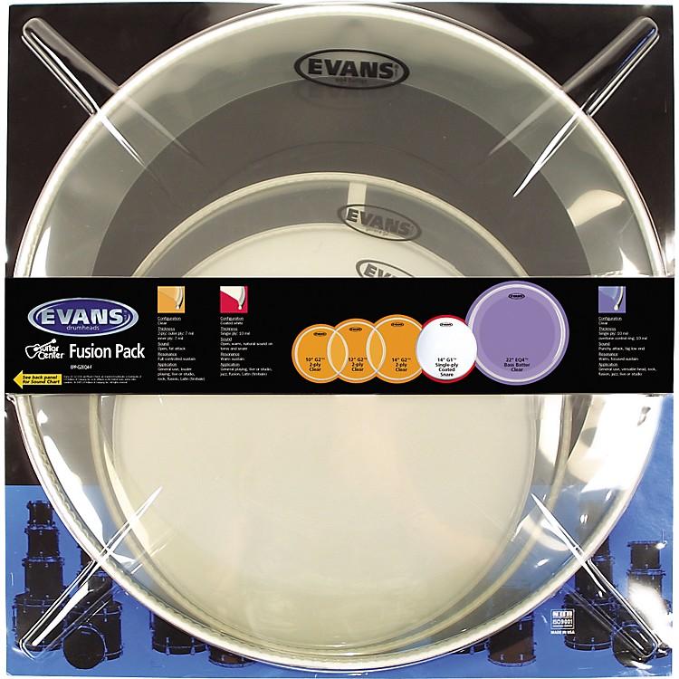 EvansG2 Drum Head Pack