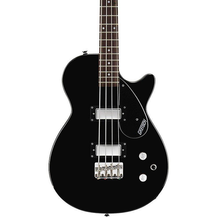 Gretsch Guitars G2220 Electromatic Junior Jet II Electric Bass Guitar Black