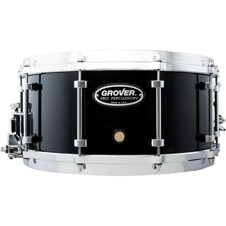 Grover Pro G3T Symphonic Snare Drum 14 x 6.5 in. Charcoal Ebony