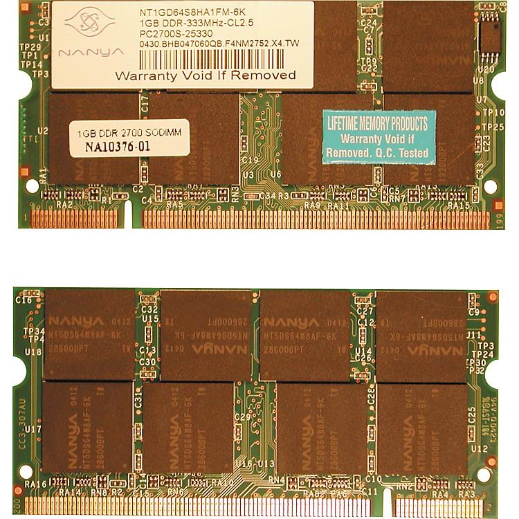 Lifetime Memory ProductsG4 Powerbook (Aluminum) Memory