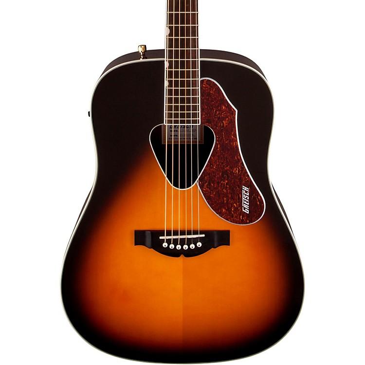 Gretsch GuitarsG5024E Rancher Dreadnought Acoustic-Electric GuitarSunburst