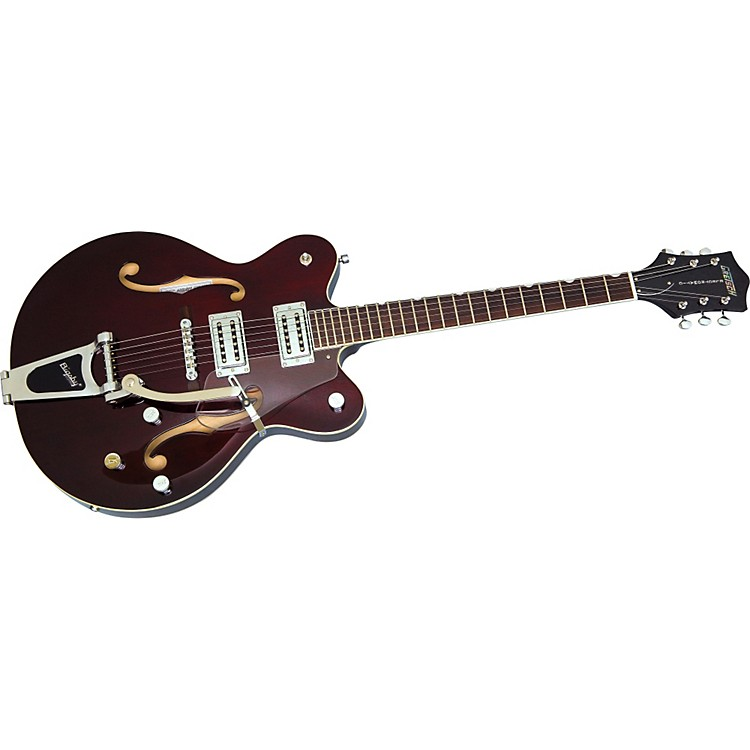 Gretsch Guitars G5122 Double Cutaway Electromatic Hollowbody Electric Guitar Walnut Stain