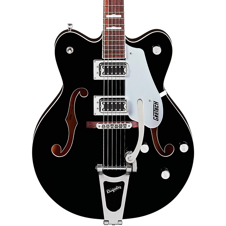 Gretsch Guitars G5422TDC Electromatic Hollowbody Guitar Black